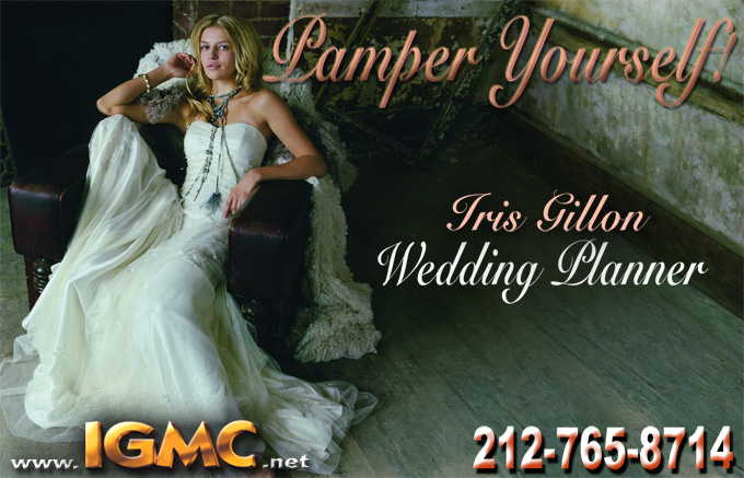 IRIS GILLON WEDDING PLANNER